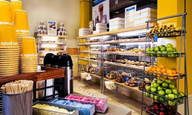 Au Bon Pain – Cafe & Bakery